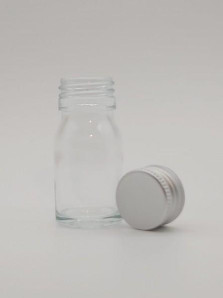 198 stk. 3cl/30ml Sirup / Shot-Flasche inkl. Aluminiumdeckel
