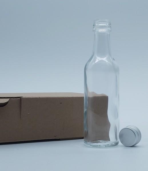 192 stk. 5cl Geradhalsflasche inkl. 50 Maxiboxe