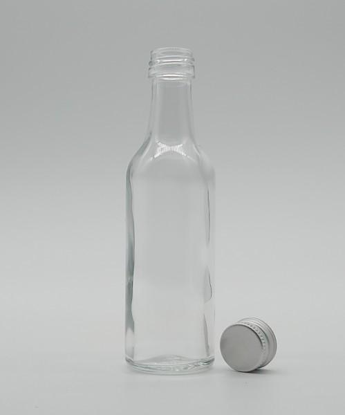 192 stk. 5cl/50ml Geradhalsflasche